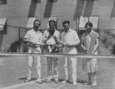 Tennis At Lake Hopatcong