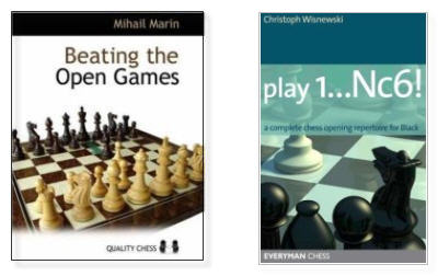 anticipated chess books