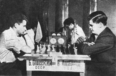 Boris Spassky vs. William Lombardy