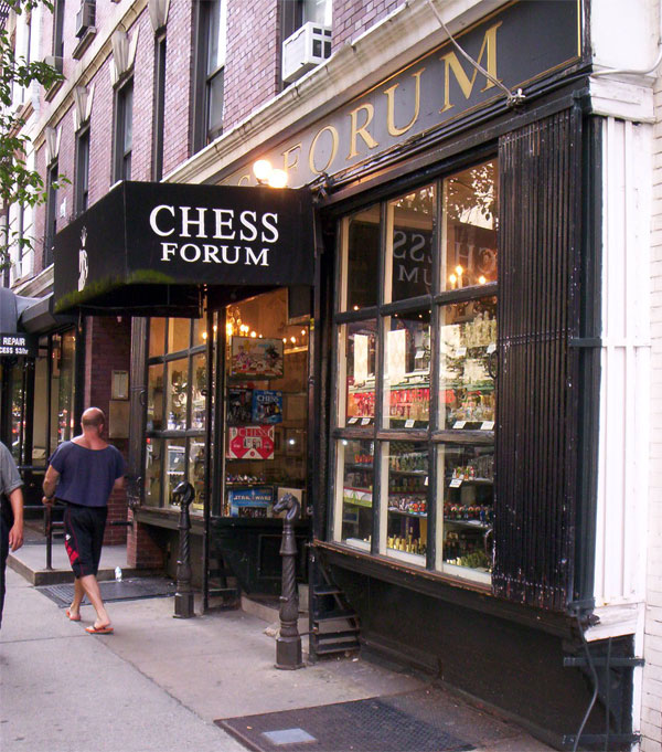 Chess Forum, New York