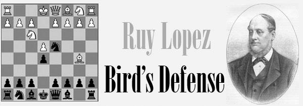bird's defense