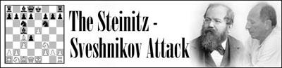 steinitz sveshnikov attack