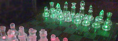 Pretty Cool For Playing Chess